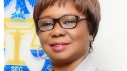 The Acting Director-General, Securities and Exchange Commission, Ms. Mary Uduk