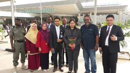 Malaysain High commissioner