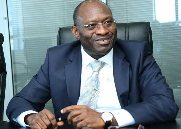 Managing Director, Heritage Bank Plc, Mr Ifie Sekibo