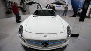 Second Day Of The 2013 Frankfurt Motor Show