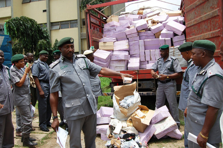 Nigeria Customs Services
