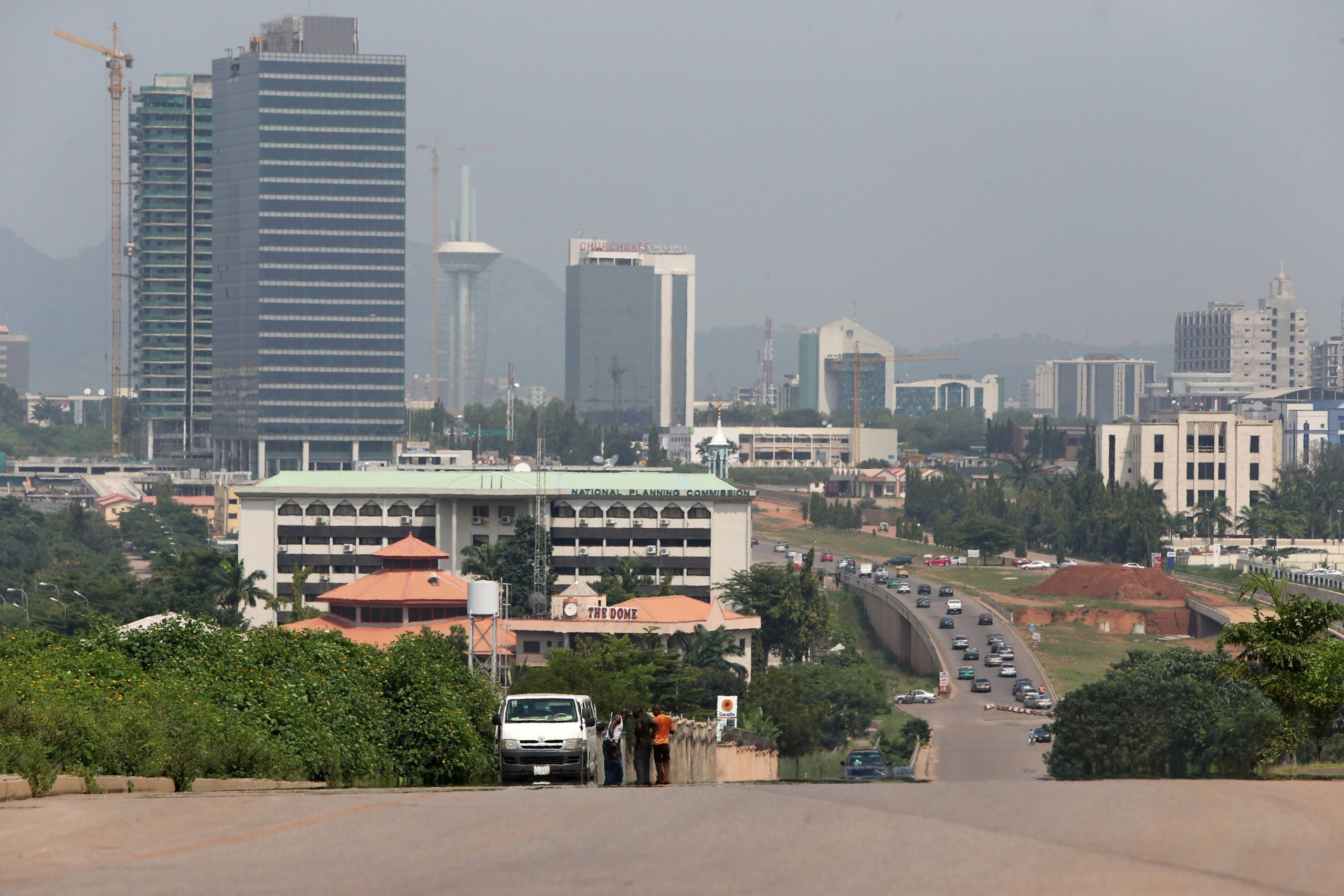 General Economy In Nigeria's Capital