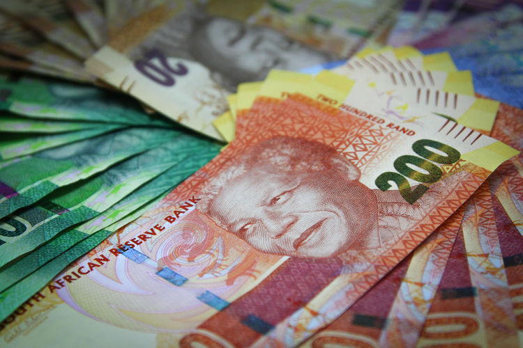 South African Rand - Investors King