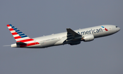 American Airlines Boeing
