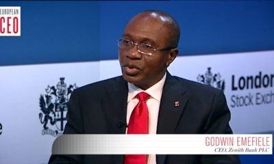 Godwin Emefiele on banking