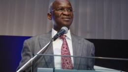 Minister of Power, Works and Housing, Mr Babatunde Fashola