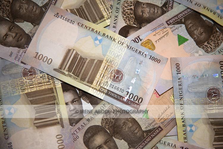 Nigeria 1000 notes