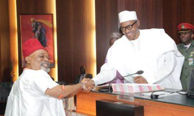 President Buhari and Dr