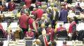 Trading floor stock exchange market nse