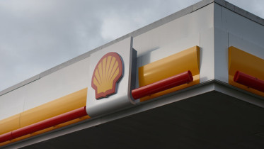Shell profit drops 44 percent