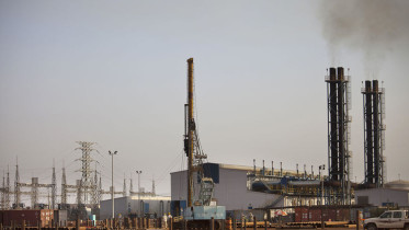 South Sudan oil field