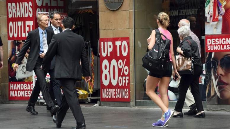 Australian economy expands in 2015