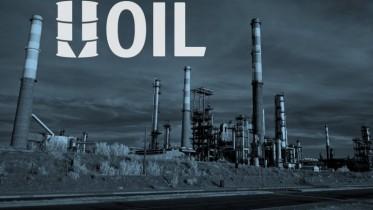 Falling Oil Prices Illustration