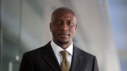 Oscar Onyema, chief executive officer of the Nigeria Stock Exchange