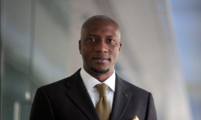 Oscar Onyema, chief executive officer of the Nigeria Stock Exchange