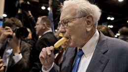 Berkshire Chairman Warren Buffet