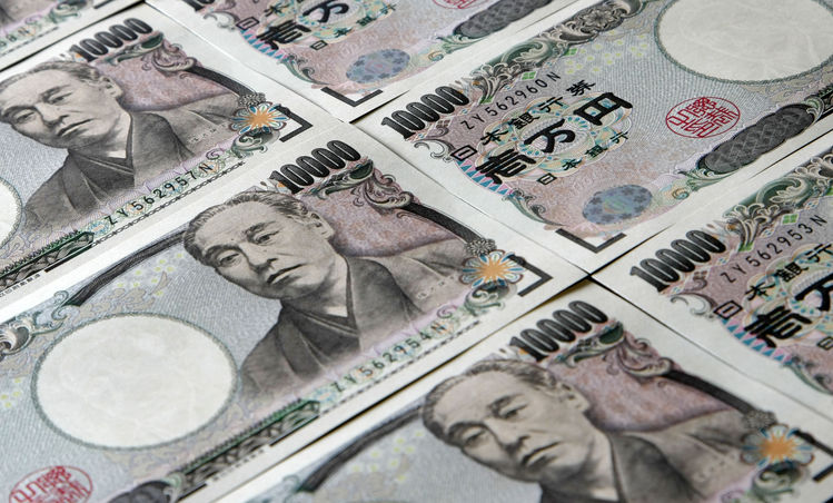 Yen surges to 18 months high against the dollar