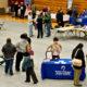Inside A Job Fair Ahead Of Jobless Claims Figures