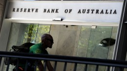AUSTRALIA-ECONOMY-RATE-BANK-FOREX