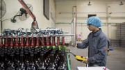 Production of Nescafe and Maggi Food Products At A Nestle Factory