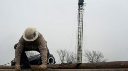 Oil downturn