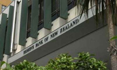 Reserver Bank Of New Zealand - Investors King