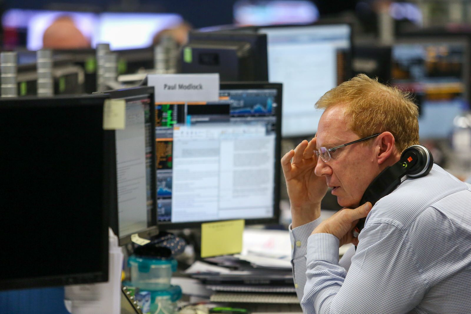 Global Sell off - Investors King