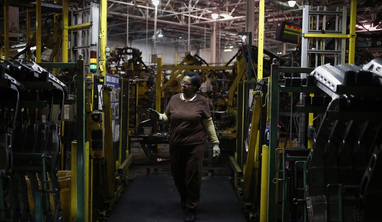 Operations Inside The Ford Motor Co