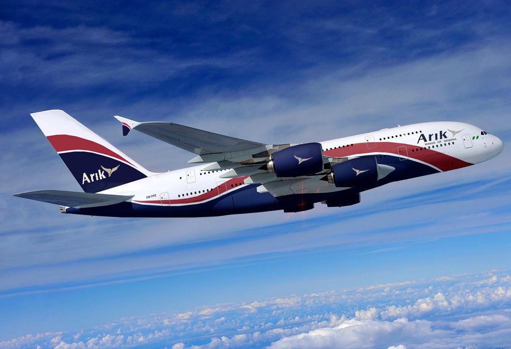 Arik Airplane - Investors King