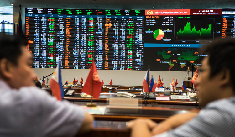 Asian equities