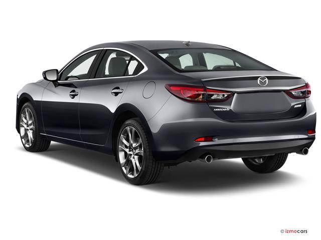 2016 Mazda Mazda6 Exterior Photo