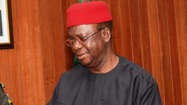 Former governor of Ebonyi state, Martin Eelechi