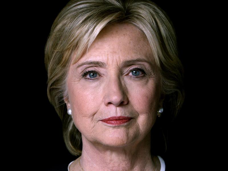 Clinton leads