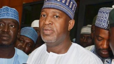 Minister of State for Aviation, Senator Hadi Sirika
