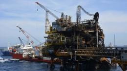 Crude Export