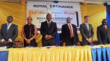 Royal Exchange Plc