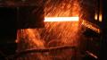 Steel Manufacture At Evraz Plc West-Siberian Metallurgical Plant