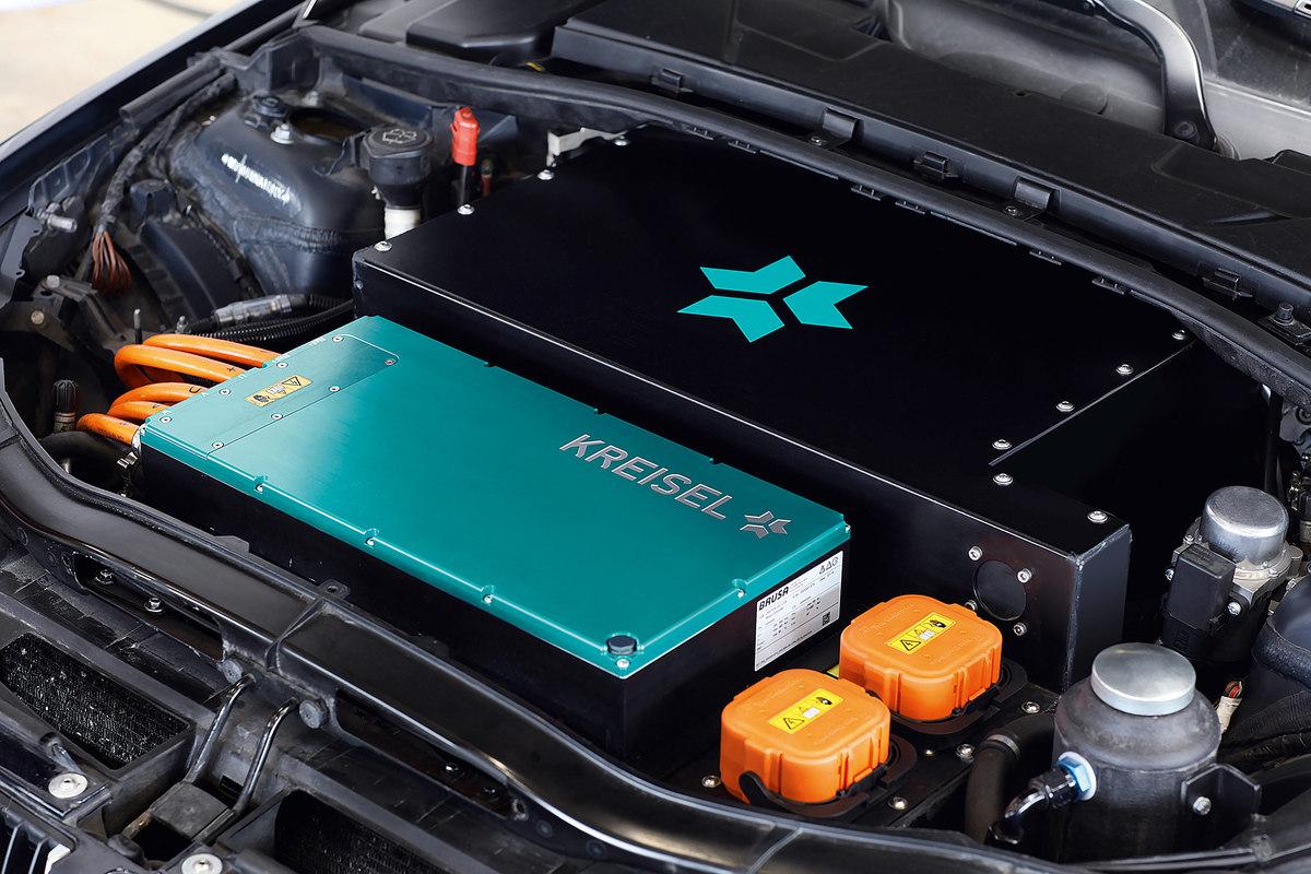 kreisel-hybride-electric-motor