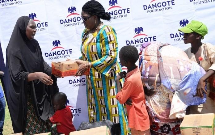 dangote foundation