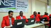Kenyan stock exchange