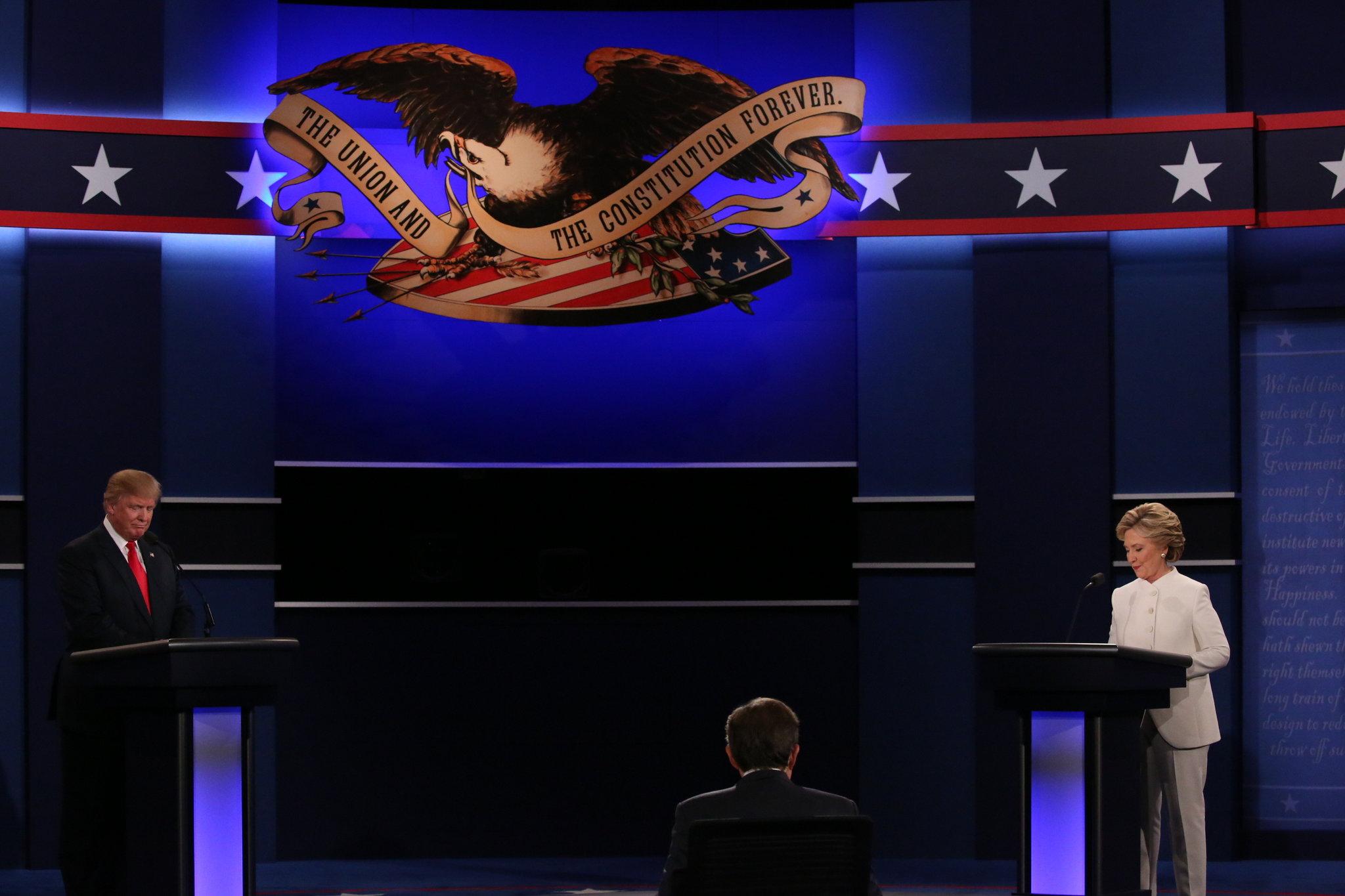 U.S. Presidential Debate