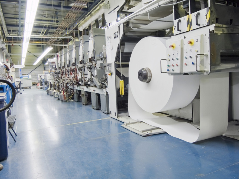 industry overview paper Overview of paper industry in india 2 --at present, there are about 666 units engaged in the manufacture of paper and paperboard, out of which nearly 568 are in operation--the per capita.