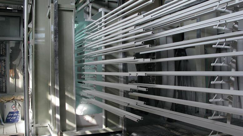 aluminium-powder-coating-plant