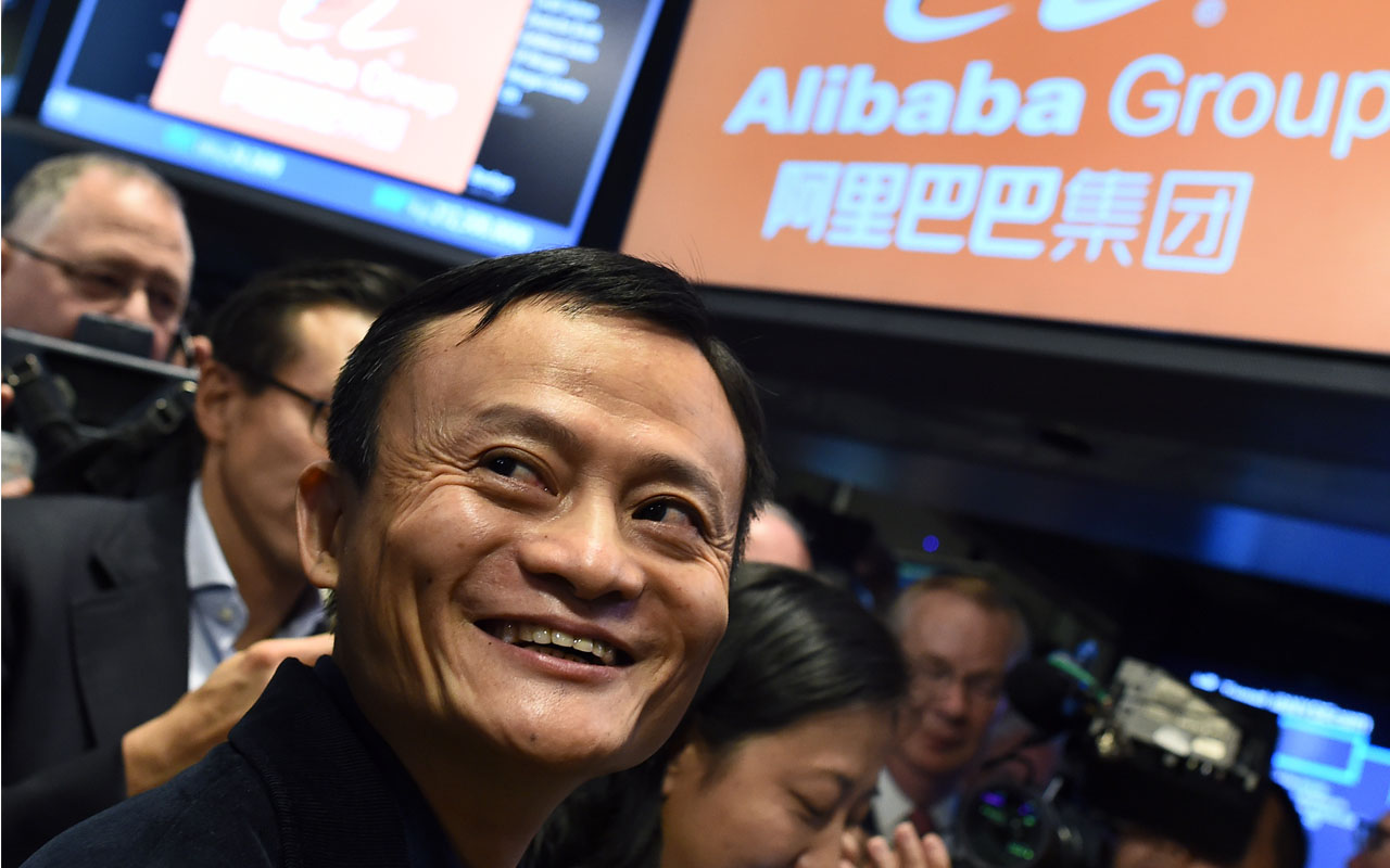 FILES-US-CHINA-INTERNET-EARNINGS-ALIBABA