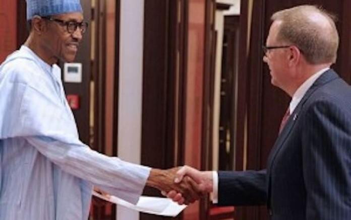 German Ambassador to Nigeria Mr