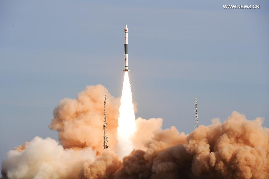 the-rocket-kuaizhou-1a
