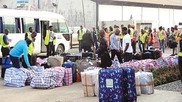 Nigerians deported