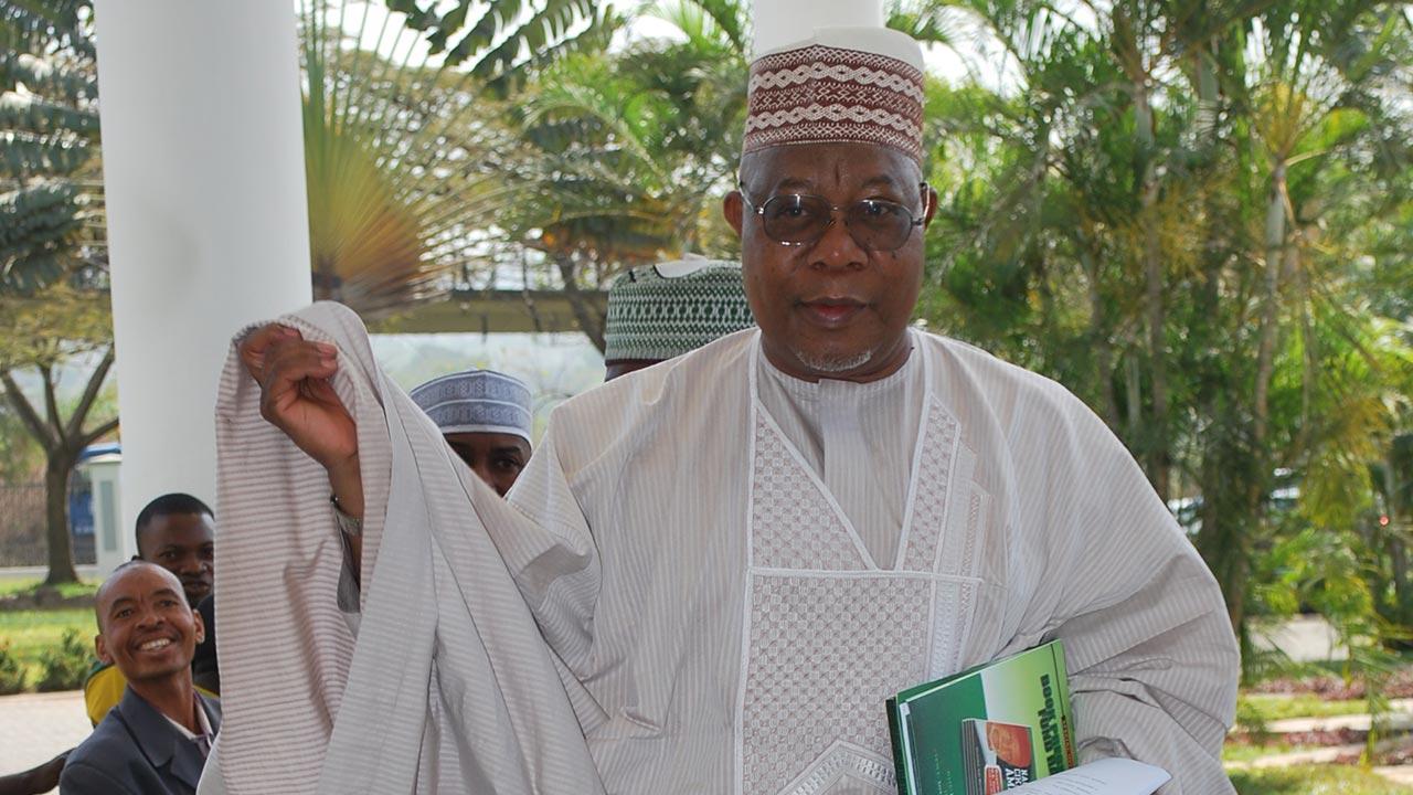 chairman alhaji dr umaru abdul mutallab