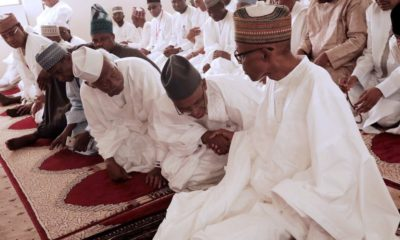 Buhari amosun and elrufai