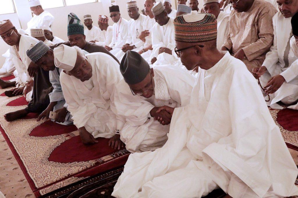 Buhari amosun and elrufai